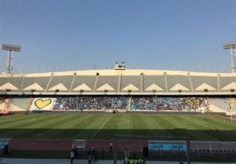 جنجال هواداران تراکتورسازی قبل از بازی با استقلال