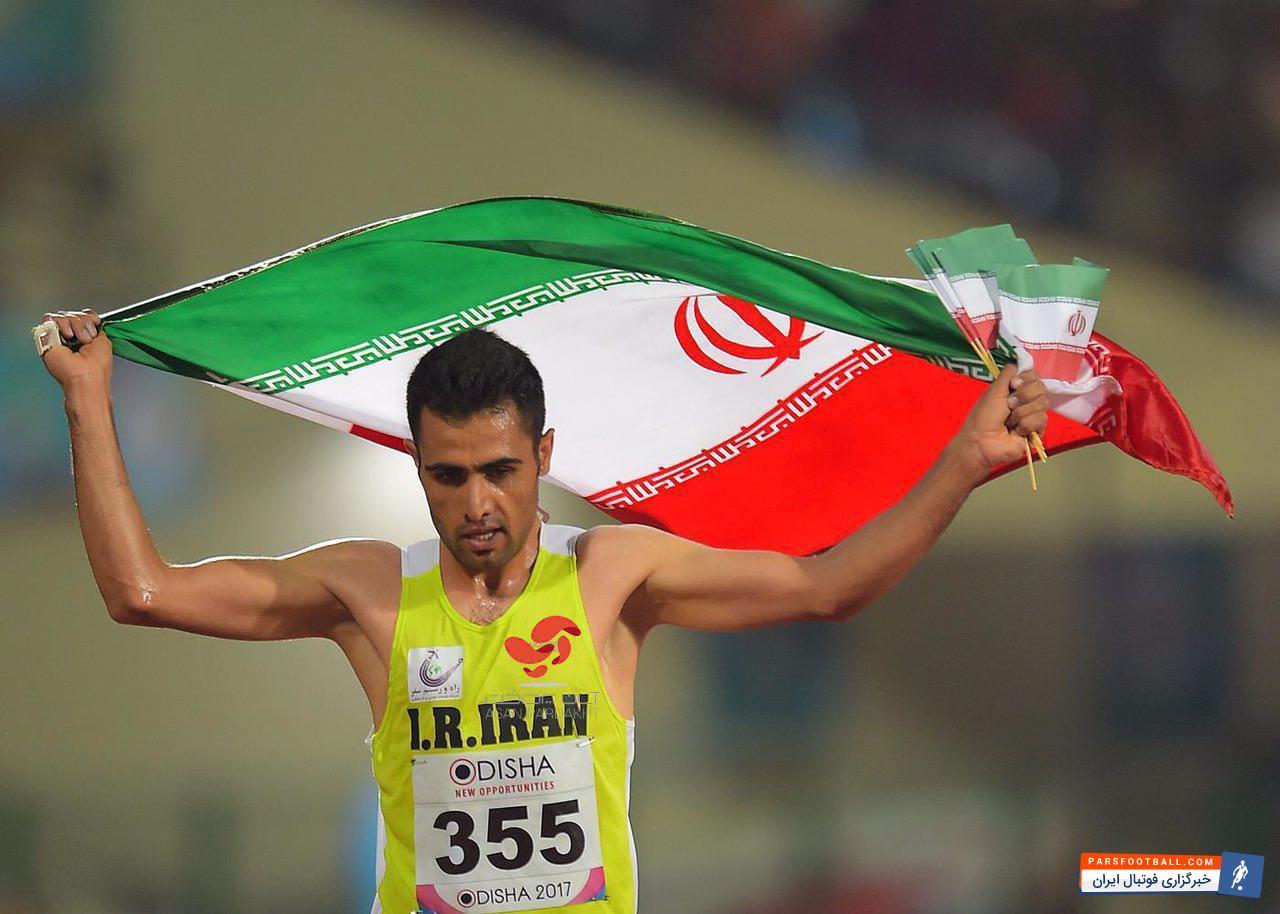 حسین کیهانی - دو و میدانی