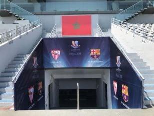حضور بارسلونا وسویا در مراکش برای برگزاری سوپرکاپ اسپانیا