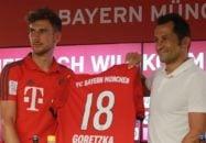لئون گورتزکا به تازگی به بایرن مونیخ پیوسته معتقد است گورتزکا میتواند به مهرهی اصلی خط میانی این غول فوتبال آلمان تبدیل شود.
