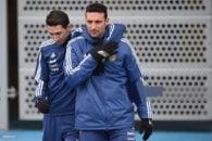 لیونل اسکالونی به عنوان مربی موقت تیم ملی آرژانتین انتخاب شد.
