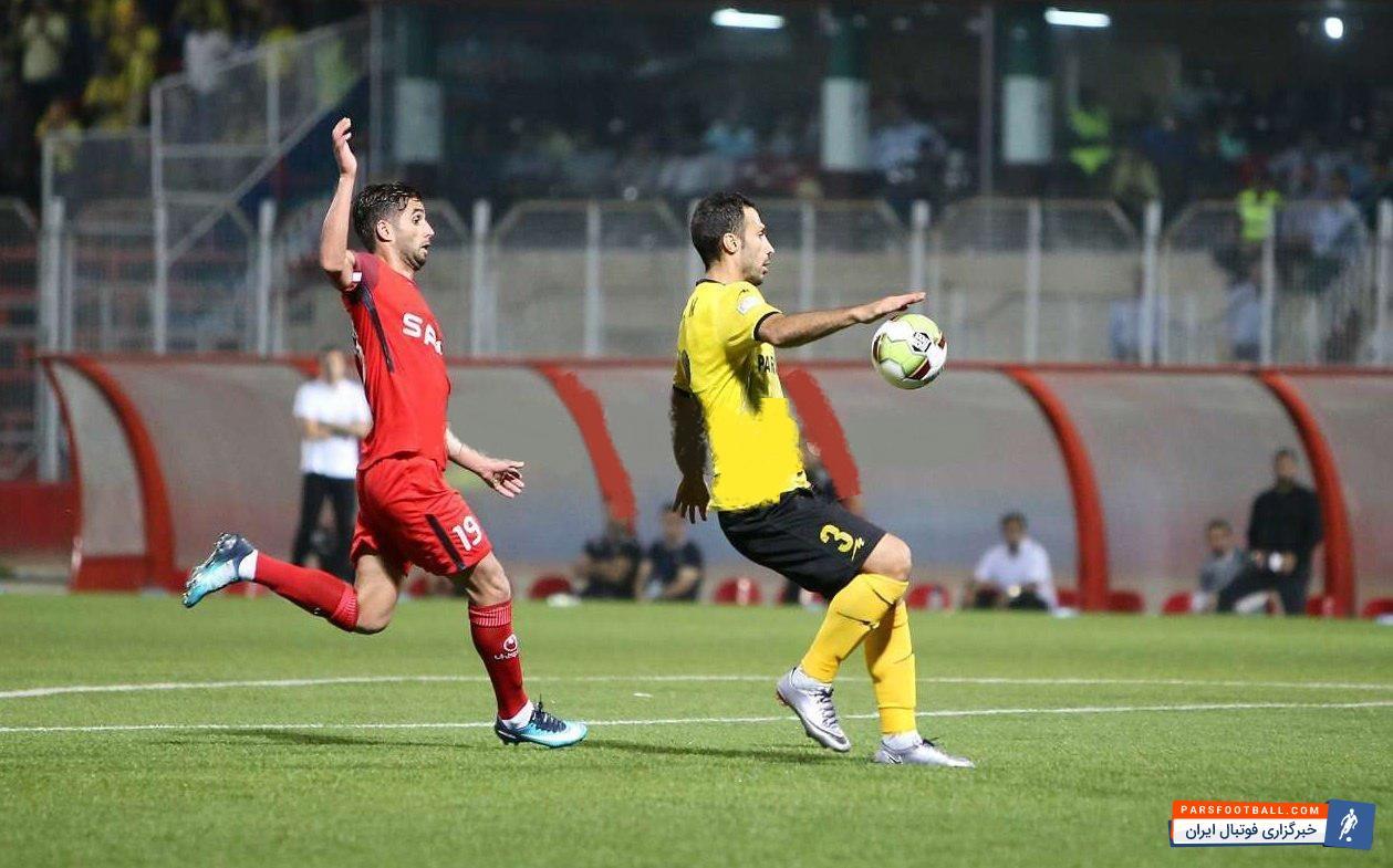 حامد نورمحمدی مدافع باتجربه پارس جنوبی است نورمحمدی در کنار مجتبی لطفی زوج دفاع وسط این تیم را تشکیل داده اند در بازی با نساجی عملکرد خیلی خوبی داشتند.