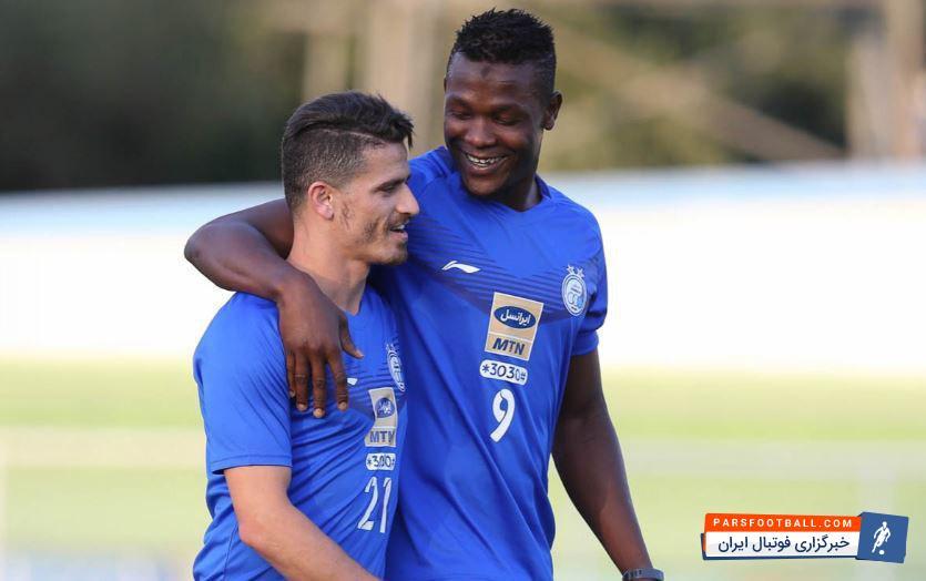 الحاجی گرو مهاجم نیجریه ای استقلال است الحاجی گرو به احتمال فراوان در بازی با پارس جنوبی جم در ترکیب ثابت تیمش به میدان خواهد رفت.