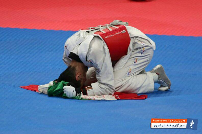 میرهاشم حسینی با شکست نماینده چین پنجمین مدال طلای کاروان ایران را کسب کرد میرهاشم حسینی با این مدال دومین طلای تکواندو را به نام خود کرد.