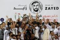 شب گذشته تیم های العین و الوحده به مصاف هم رفتند تیم فوتبال الوحده موفق شد با برتری مقابل العین قهرمانی سوپرجام امارات را از آن خود کند.