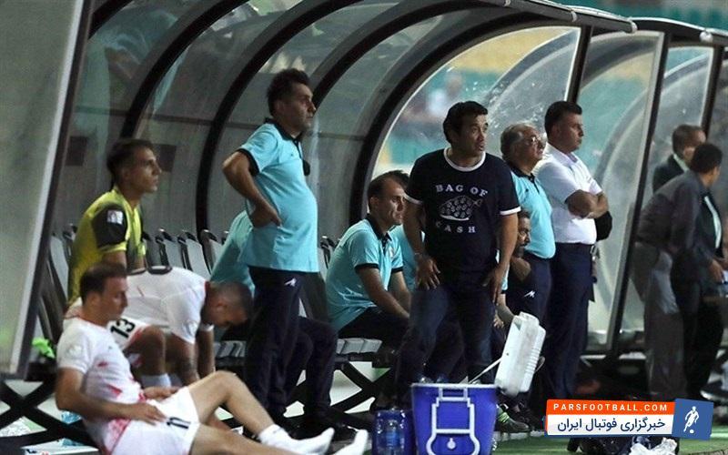 مربی تیم فوتبال سپیدرود رشت اعلام کرد، اعضای کادر فنی این تیم دیگر به همکاری خود با سرخپوشان گیلانی ادامه نخواهند داد و فردا استعفای خود را ارائه خواهند کرد.