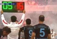 باشگاه ترابزون اسپور به مشکلی جدی در ثبت قرارداد دو خرید ایرانی خود خورده است.
