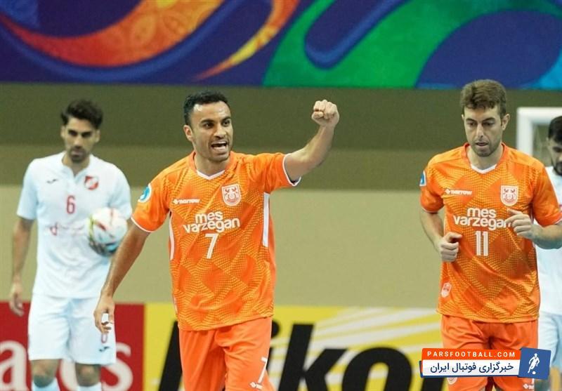 صفحه رسمی کنفدراسیون فوتبال آسیا به برتری نماینده فوتسال کشورمان در هر سه دیدار مرحله گروهی خود، واکنش نشان داد.