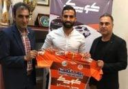 محمد صادق بارانی بازیکن تیم فوتبال پیکان به تیم فوتبال سایپا پیوست.
