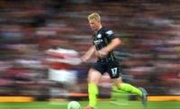 کوین دبروینه بازیکن بلژیکی تیم فوتبال منچستر سیتی در تمرینات تیمش دچار مصدومیت شد.بر اساس اعلام رسانهها او از ناحیه زانو دچار آسیبدیدگی شده است.