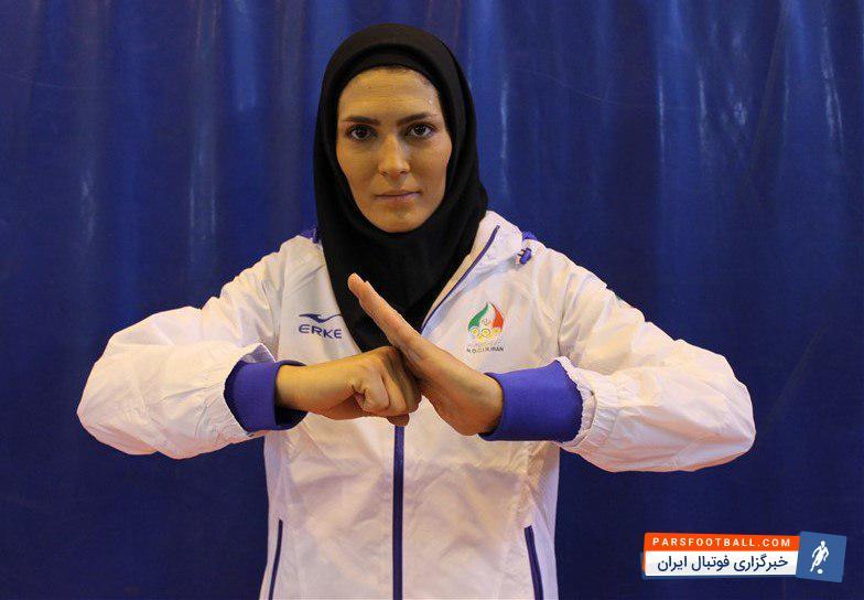 الهه منصوریان سانداکار وزن منهای 52 کیلوگرم تیم ملی ووشوی ایران به نیمه نهایی رسید.