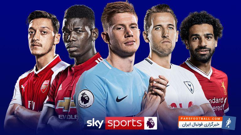 بررسی عملکرد پنج تیم برتر فصل اخیر در شروع لیگ برتر انگلیس
