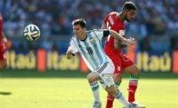فدراسیون فوتبال ایران بازی ایران و آرژانتین