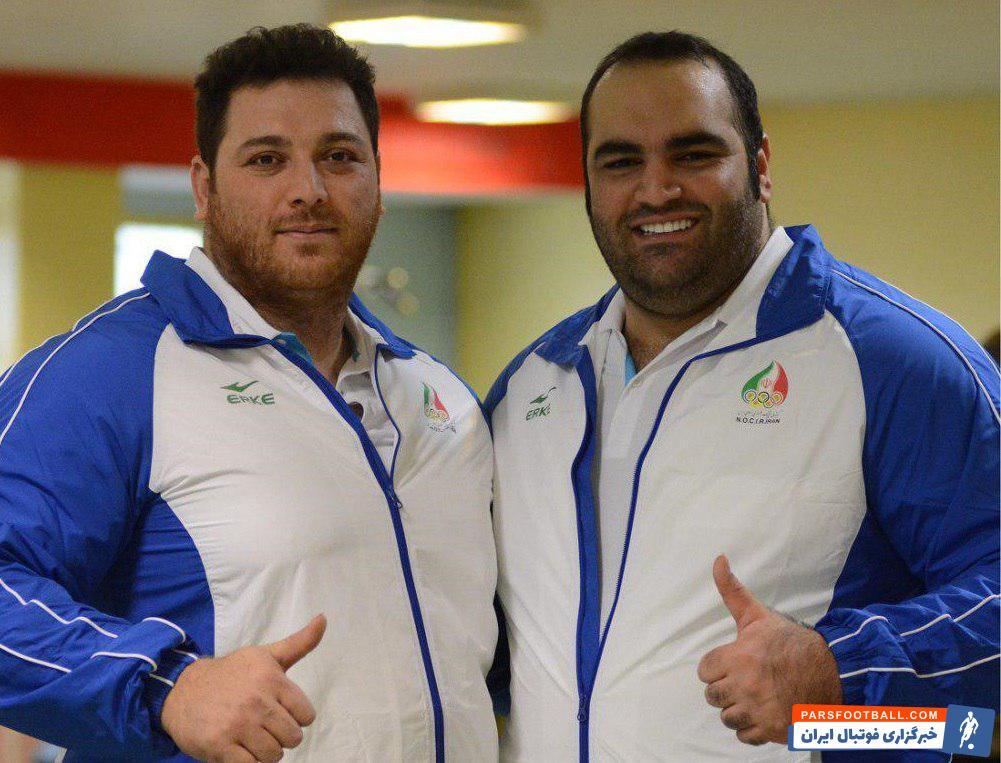 سعید علی حسینی شائبه انداختن وزنه برای قهرمانی بهداد سلیمی در بازی های آسیایی را رد کرد