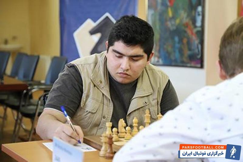 شطرنج - پرهام مقصودلو - استقلال