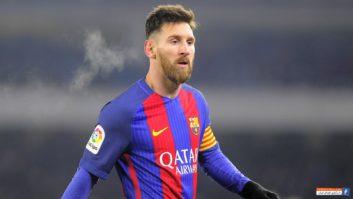 عملکرد لیونل مسی در ماه ستامبر 2018 در بارسلونا