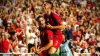پیروزی یک بر صفر پرتغال برابر ایتالیا