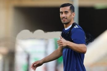 حاجصفی ستاره تیم ملی به فوتبال ایران بازگشت و با تراکتورسازی قرارداد بست حاجصفی نخستین تمرین خود را در جمع شاگردان کیروش انجام داد.