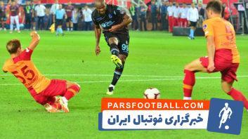 عملکرد مجید حسینی در بازی مقابل گالاتاسرای