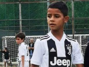 اولین گل پسر رونالدو برای یوونتوس