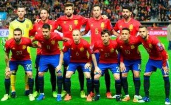 انگلیس ؛ ترکیب منتخب از بازیکنان اسپانیا با سابقه بازی در لیگ برتر انگلیس