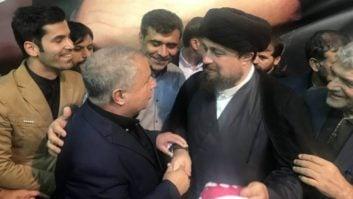 وقتی علی پروین سعی در پرسپولیسی کردن سید حسن خمینی دارد