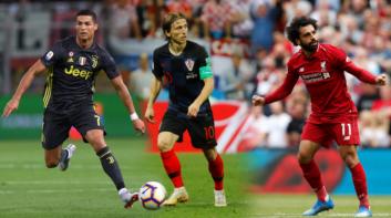 مسی ؛ غیبت لیونل مسی از لیست نهایی سه بازیکن برتر سال 2018 فیفا