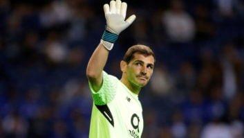 کاسیاس به رکورد 20 فصل حضور در لیگ قهرمانان اروپا رسید