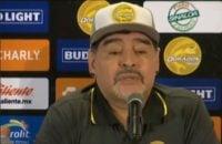 مارادونا ؛ صحبتهای مارادونا درباره اعتیادش به مواد مخدر