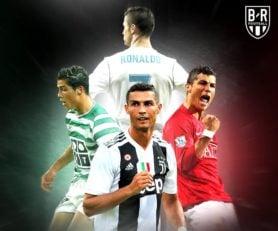 اولین گلهای کریستیانو رونالدو در چهار لیگ معتبر اروپایی
