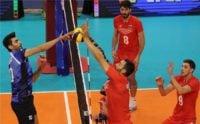 والیبال ؛ خلاصه بازی والیبال بلغارستان1 - ایران 3 در مسابقات والیبال قهرمانی جهان 2018