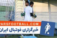 حضور سید حسین حسینی درون دروازه استقلال برابر نفت مسجد سلیمان