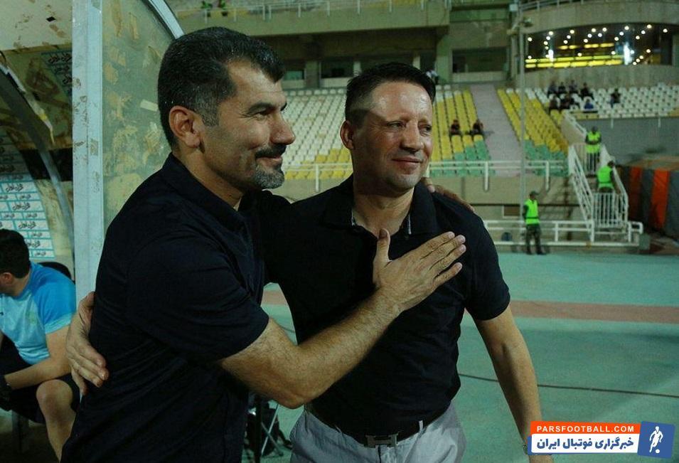 جدال پائولو سرجیو و داریوش یزدی دومربی که امسال در سطح اولفوتبال ایران کار می کنند را پائولو سرجیو مربی پرتغالی برد و در جام حذفی پیروز شد.