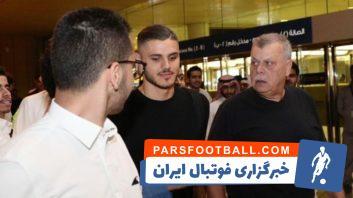اردوی تیم ملی آرژانتین در شهر ریاض دعوت شده برای تورنمنت چهارجانبه عربستان کامل شد تیم ملی آرژانتین در اولین بازی به مصاف عراق می رود.