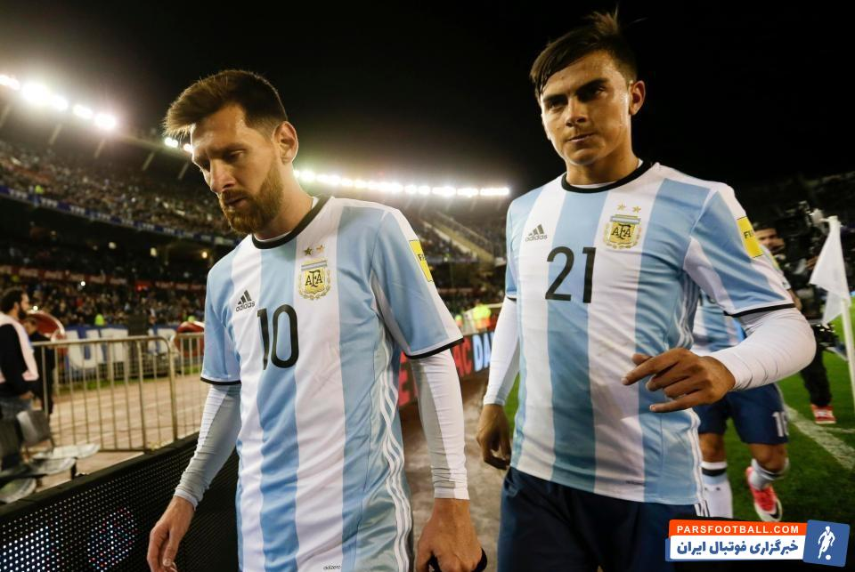تیم ملی آرژانتین - دیبالا
