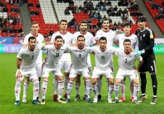 تیم ملی ایران - رده بندی فیفا