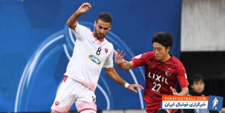 کاشیما - پرسپولیس - کنفدراسیون فوتبال آسیا