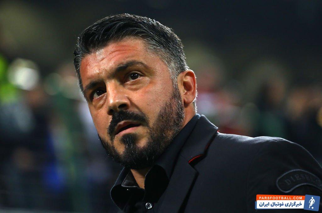 گتوزو : یوونتوس نه تنها در ایتالیا بلکه در سطح اروپا یکی از بهترین تیم هاست