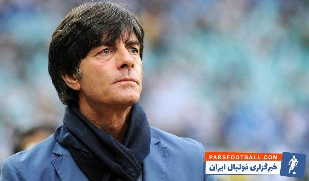 یوآخیم لوو - تیم ملی آلمان