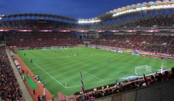 10 استادیوم بزرگ لیگ ژاپن
