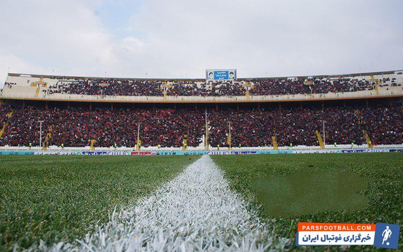 مسابقه دو تیم تراکتورسازی و ذوب آهن آمار بسیار خوبی از حیث تماشاگر ثبت کرده و هنوز هم هواداران تراکتورسازی در حال ورود به یادگار امام هستند.
