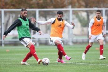 محمدحسین کنعانی زادگان از مصدومیت رهایی یافت کنعانی زادگان پس از حضور موفق در تیم ماشین سازی، توانست برای سومین بار خود را به تیم ملی برساند.