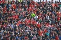 هواداران دو تیم نساجی مازندران و سپیدرود رشت روز گذشته بدون هیچ درگیری و فحاشی خاصی بازی جذاب نساجی مازندران و سپیدرود را تماشا کردند.