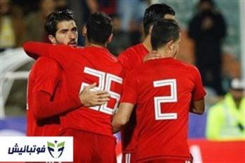 خلاصه بازی دوستانه ایران ۱-۰ ترینیداد و توباگو