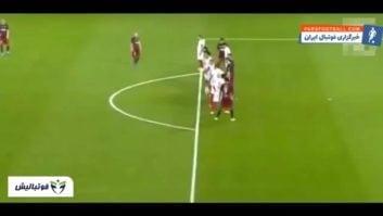 مسی ؛ گلزنی مسی ، رونالدو و نیمار دو گل در یک بازی از ضربات ایستگاهی