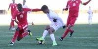 تیم ملی امید ایران و اردن