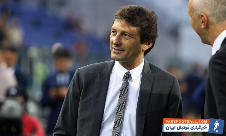 لئوناردو : ایبرا به میلان باز نخواهد گشت او به لس آنجلس گلکسی قول داده است