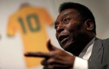 پله : امباپه در ۱۹ سالگی توانست در جام جهانی بدرخشد و جام را بالای سر برد