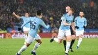 گواردیولا : در بازی امروز از اول با هدف پیروزی قدم به میدان گذاشتیم