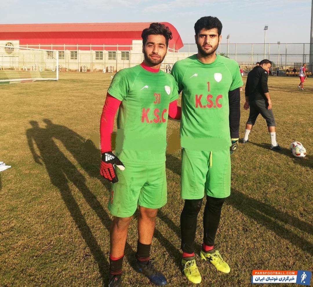 ناصر سالاری دروازه بان آسیب دیده تیم فولاد خوزستان در بازی های قبلی این تیم غیبت داشت ناصر سالاری از روز گذشته تمریناتش را با این تیم آغاز کرد.
